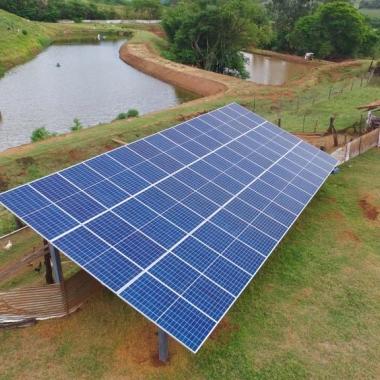 Gerador Fotovoltaico 14,0 kWp