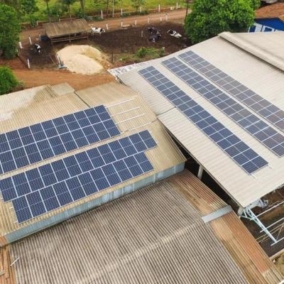 Gerador Fotovoltaico 44,28 kWp