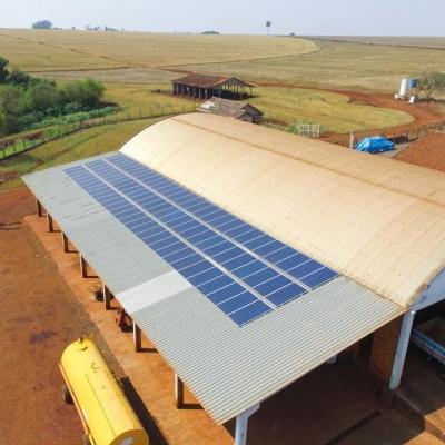 Gerador Fotovoltaico 30,15 kWp