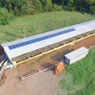 Gerador Fotovoltaico 9,38 kWp