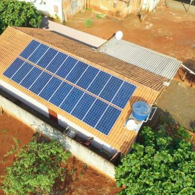 Gerador Fotovoltaico 6,7 kWp