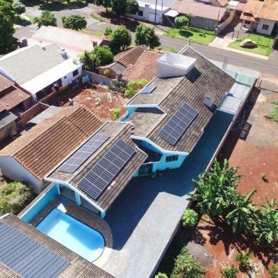 Gerador Fotovoltaico 10,0 kWp