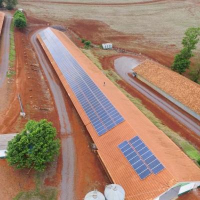 Gerador Fotovoltaico 101,84 kWp