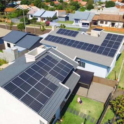 Gerador Fotovoltaico 16,8 kWp