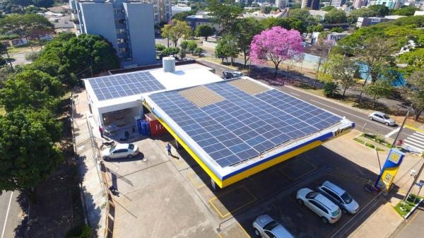 Gerador Fotovoltaico 60,48 kWp