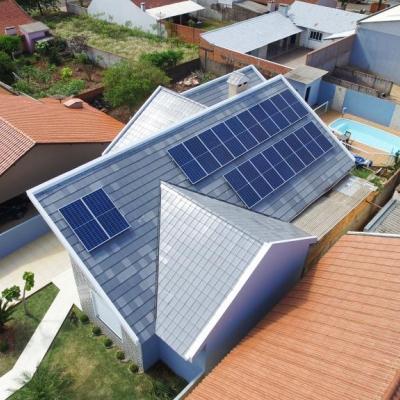 Gerador Fotovoltaico 7,03 kWp