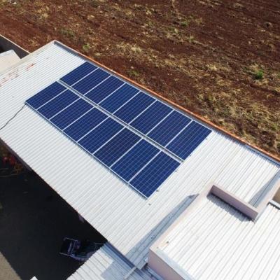 Gerador Fotovoltaico 5,36 kWp