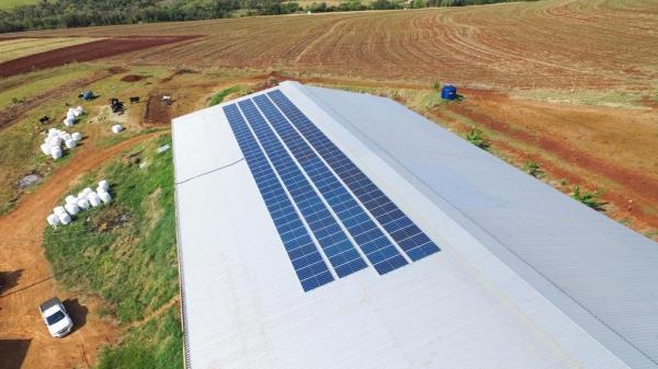 Gerador Fotovoltaico 55,44 kWp