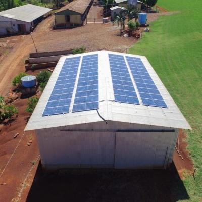 Gerador Fotovoltaico 18,25 kWp
