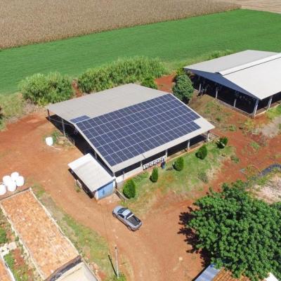 Gerador Fotovoltaico 45,32 kWp