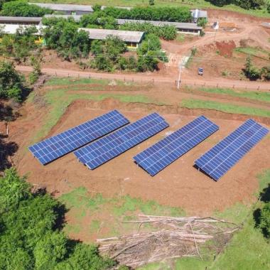 Gerador Fotovoltaico 105,86 kWp