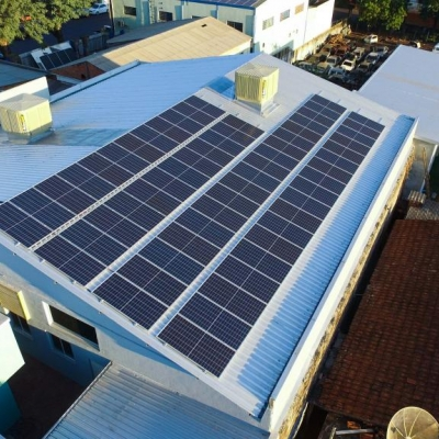 Gerador Fotovoltaico 19,80 kWp