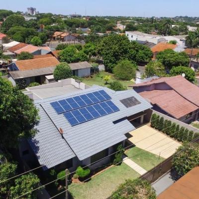 Gerador Fotovoltaico 5,48 kWp