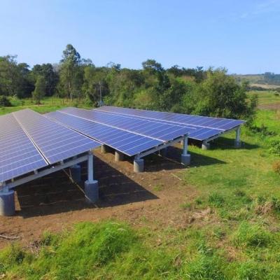 Gerador Fotovoltaico 60,3 kWp