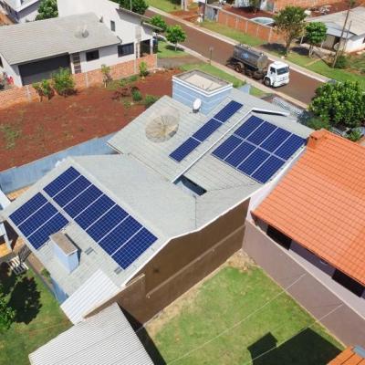 Gerador Fotovoltaico 6,93 kWp