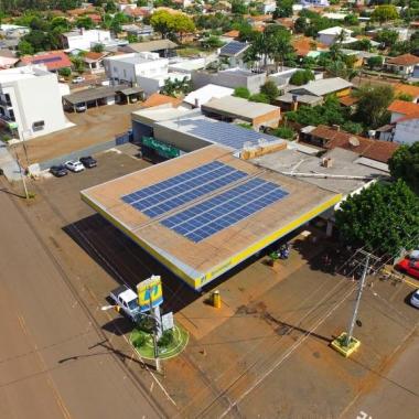 Gerador Fotovoltaico 60,2 kWp