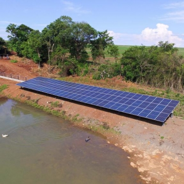 Gerador Fotovoltaico 32,4 kWp