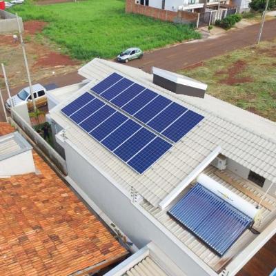 Gerador Fotovoltaico 4,62 kWp