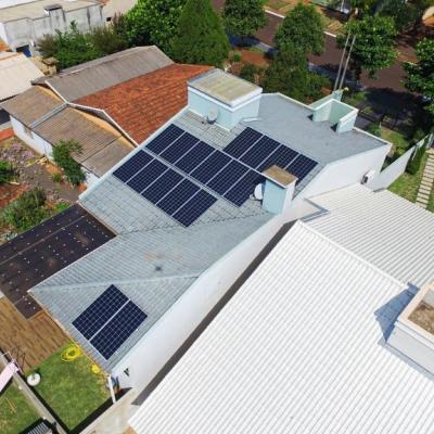 Gerador Fotovoltaico 6,29 kWp