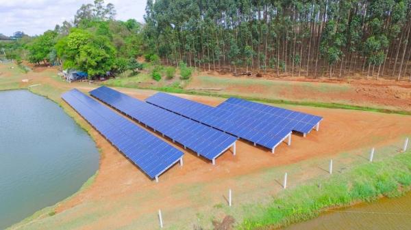 Gerador Fotovoltaico 91,65 kWp