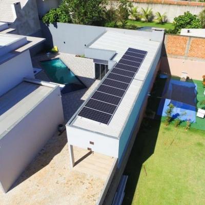 Gerador Fotovoltaico 4,68 kWp