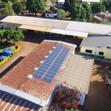 Gerador Fotovoltaico 10,1 kWp