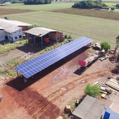 Gerador Fotovoltaico 39,6 kWp