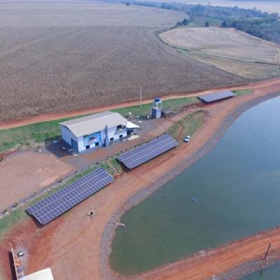 Gerador Fotovoltaico 100,32 kWp
