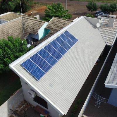Gerador Fotovoltaico 2,92 kWp