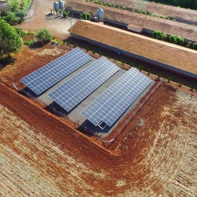 Gerador Fotovoltaico 86,24 kWp