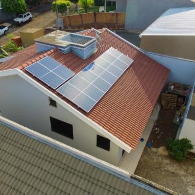 Gerador Fotovoltaico 3,01 kWp