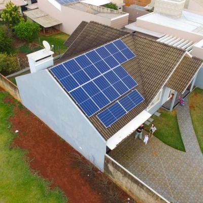 Gerador Fotovoltaico 4,83 kWp