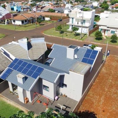 Gerador Fotovoltaico 3,45 kWp