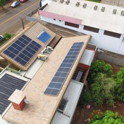 Gerador Fotovoltaico 9,84 kWp
