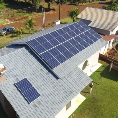Gerador Fotovoltaico 6,55 kWp