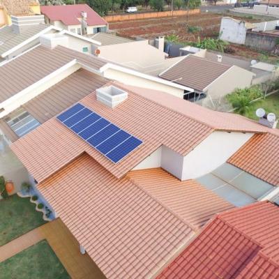 Gerador Fotovoltaico 2,34 kWp