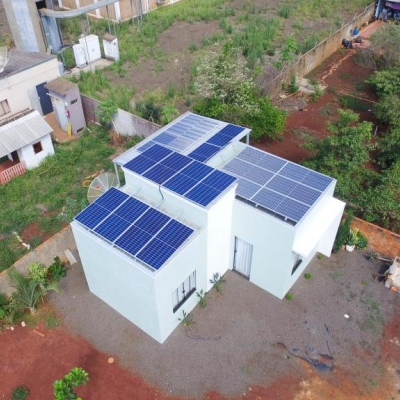 Gerador Fotovoltaico 7,3 kWp