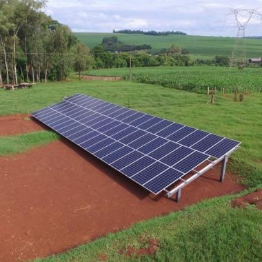 Gerador Fotovoltaico 21,44 kWp