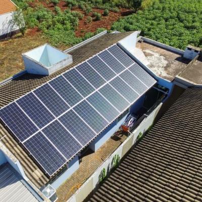 Gerador Fotovoltaico 6,03 kWp