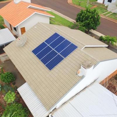 Gerador Fotovoltaico 2,68 kWp