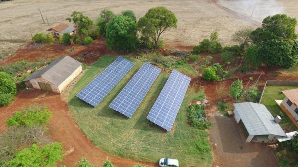 Gerador Fotovoltaico 70,0 kWp