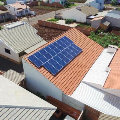 Gerador Fotovoltaico 6,2 kWp